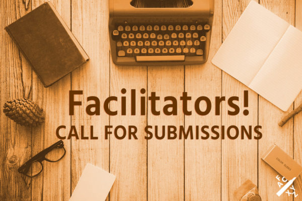 Call for CODE+CREATE facilitators